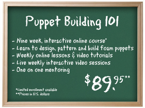 puppet-building-101